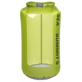Sea to Summit Ultra-Sil View Dry Sack 13L Green